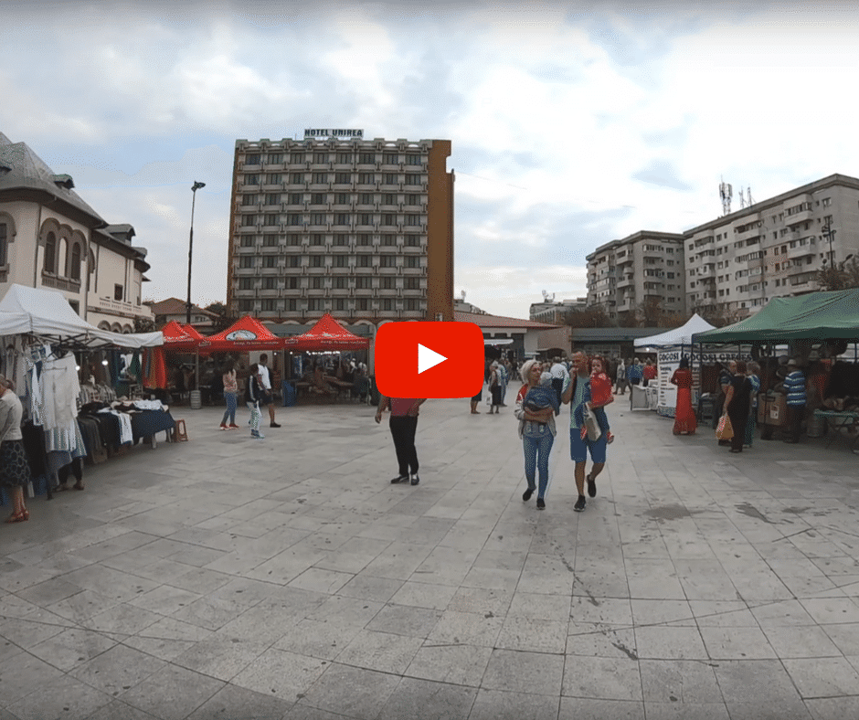 targ traditional in focsani - septembrie 2019